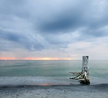 Alone by Gouzelka