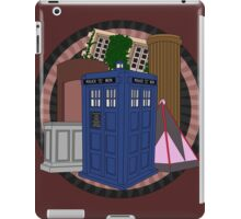 The Forgotten TARDISes iPad Case/Skin