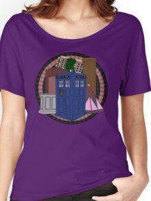 The Forgotten TARDISes Women's Relaxed Fit T-Shirt