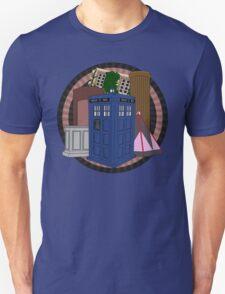 The Forgotten TARDISes Unisex T-Shirt