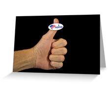 Thumbs Up Greeting Card
