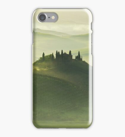 Val d'Orcia iPhone Case/Skin