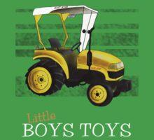 Little boys toys (white font) Kids Clothes