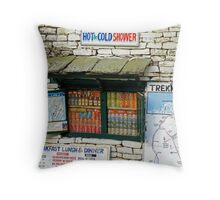 Temptations Throw Pillow