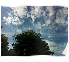 Clouds #8 Poster