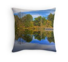 Natures Splendor Throw Pillow