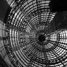 light. shot tower, melbourne by tim buckley | bodhiimages