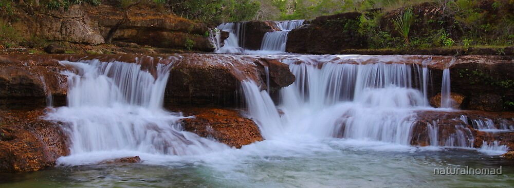 Twin Falls  by naturalnomad