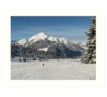 Alps 1 Art Print