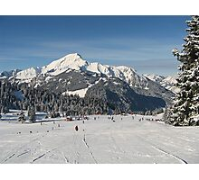 Alps 1 Photographic Print