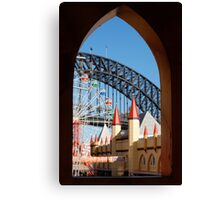 magical playland Canvas Print