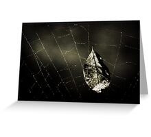 Trapped Greeting Card