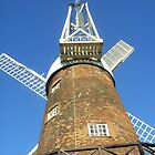 Green's Windmill, Sneinton, Nottingham by Lensman2008