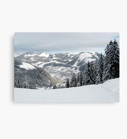 Alps 3 Canvas Print