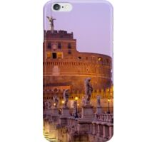 Angels in the Evening iPhone Case/Skin