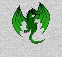 Green Clinging Dragon Unisex T-Shirt