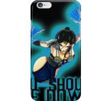 Royal Storm Kitana iPhone Case/Skin