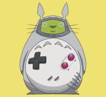 Game Boy Totoro Kids Clothes