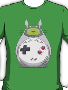 Game Boy Totoro T-Shirt