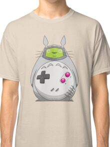 Game Boy Totoro Classic T-Shirt