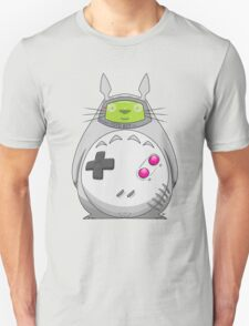 Game Boy Totoro T-Shirt