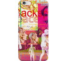 Back Space. iPhone Case/Skin