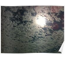 Clouds #9 Poster