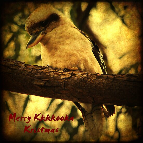 Merry Kkkooka Kristmas by Deb Gibbons