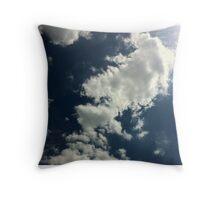 Clouds #10 Throw Pillow