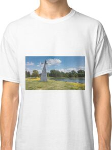Windmill in a park Classic T-Shirt