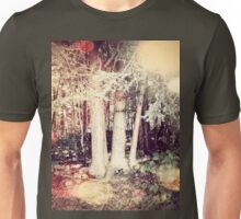 Whispers in the Woods: Boothbay, Maine Unisex T-Shirt