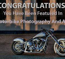 Harley Davidson Feature Banner Challenge by Scott Sheehan