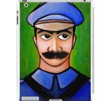 retro soldiers 3 iPad Case/Skin