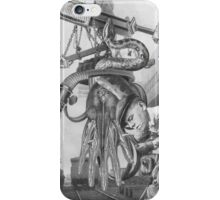 The New Fossil. iPhone Case/Skin
