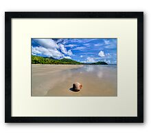 Cape Tribulation HDR Framed Print