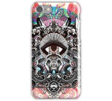 Mars Volta mystic eye iPhone Case/Skin