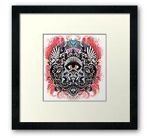 Mars Volta mystic eye Framed Print