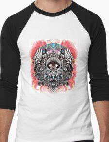 Mars Volta mystic eye Men's Baseball ¾ T-Shirt