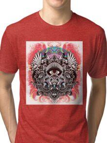 Mars Volta mystic eye Tri-blend T-Shirt