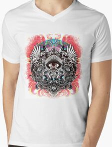 Mars Volta mystic eye Mens V-Neck T-Shirt
