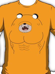 Jake Suit - Adventure Time T-Shirt