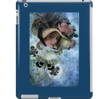 VINTAGE BLUES iPad Case/Skin
