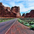 Arches National Park by safariboy