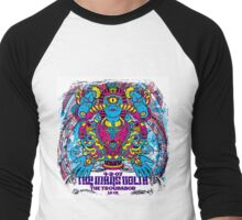 Wise Enlightened Mars Volta Men's Baseball ¾ T-Shirt