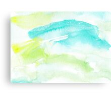 Color Therapy Canvas Print