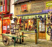 Shepherd Saddler  - HDR by Colin J Williams Photography