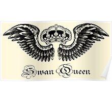 Swan Queen Logo Poster