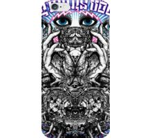Mars Volta many eyes a watching... iPhone Case/Skin