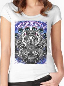Mars Volta many eyes a watching... Women's Fitted Scoop T-Shirt