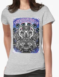 Mars Volta many eyes a watching... Womens Fitted T-Shirt